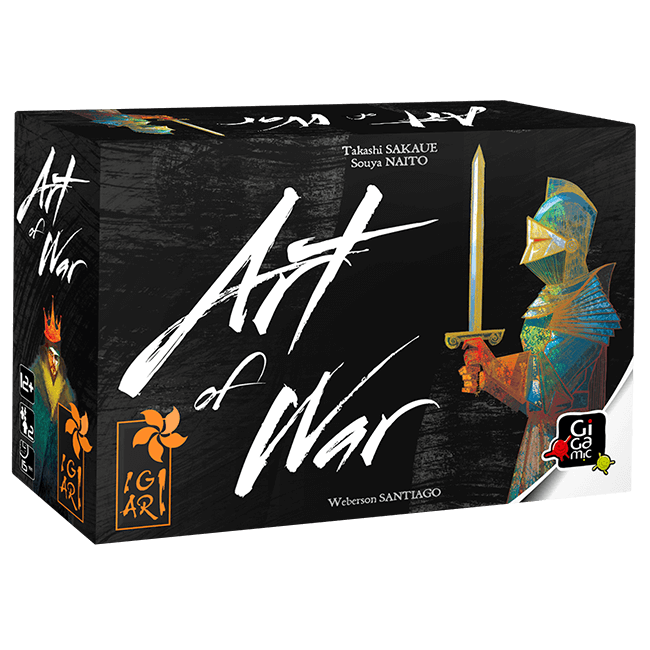 Art of War Boite