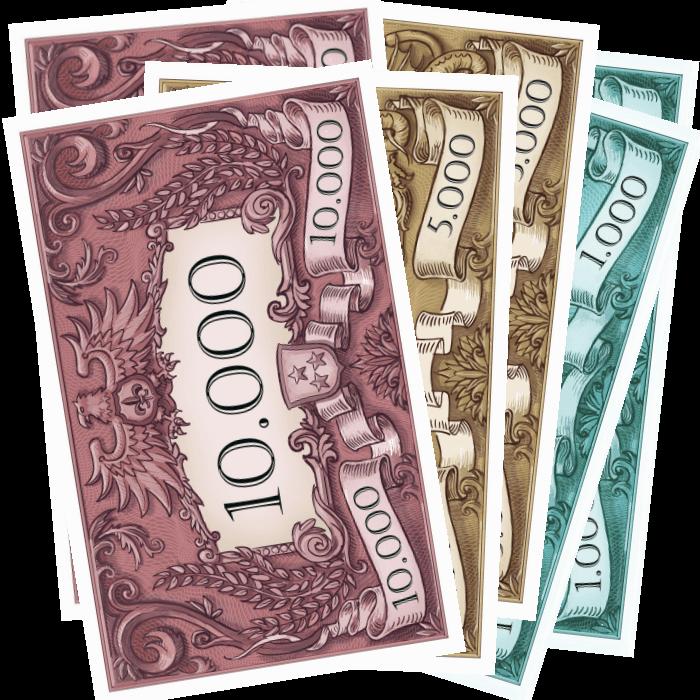 Intrigue Billets