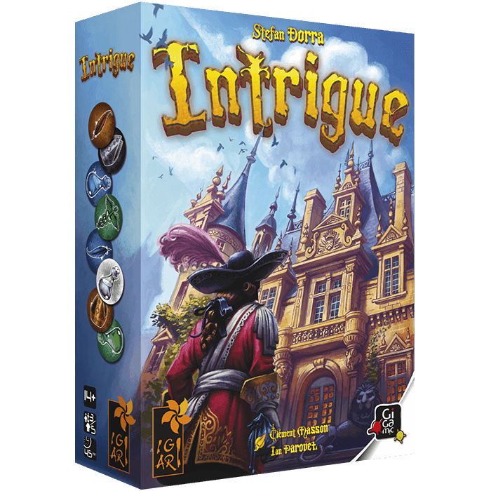 Intrigue Packshot