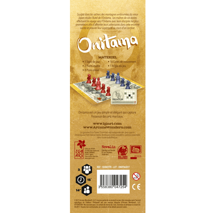 Onitama back