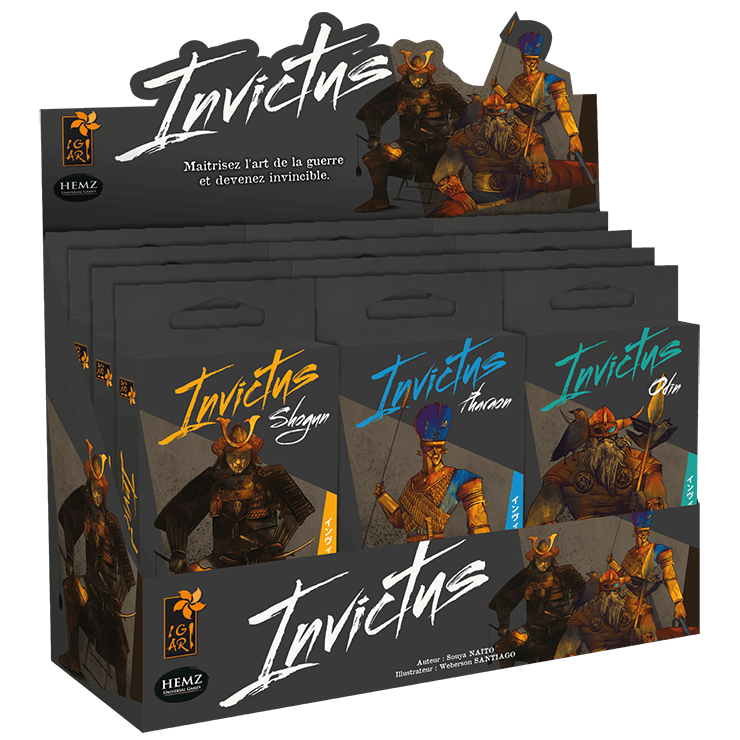 1.Display-Invictus