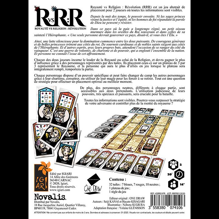 RRR-Dos
